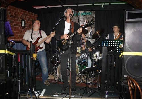 Irish Club Hotel Toowoomba - June '12